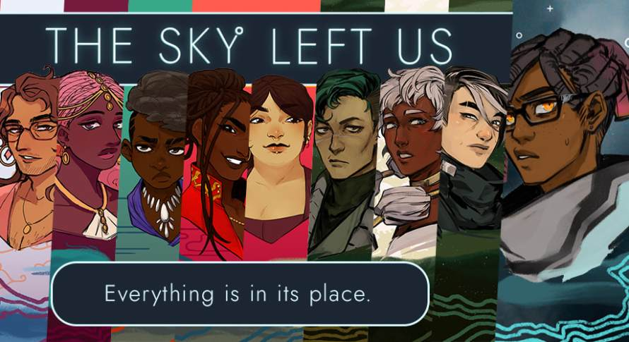 The-Sky-Left-Us-Characters