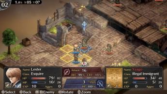 Mercenaries Blaze Twin Dragons Gameplay