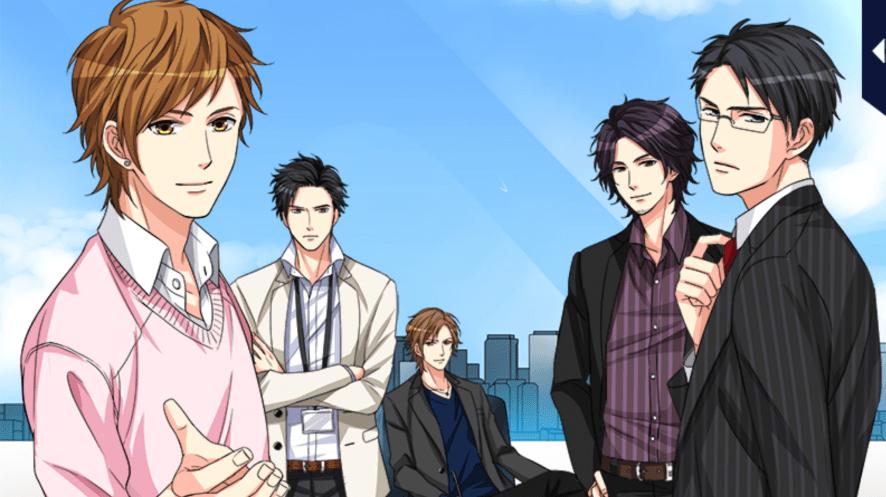 Main Cast (L to R): Sojiro, Taizo, Arata, Eita, and Kyo
