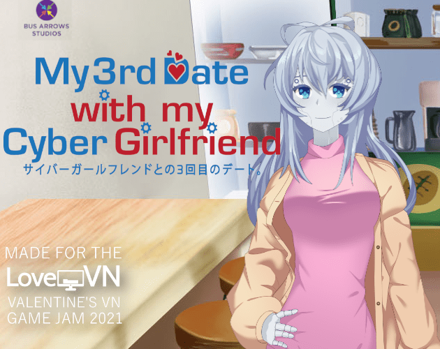 My 3rd Date with my Cyber Girlfriend