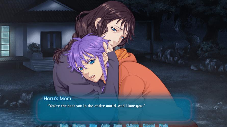 Sentimental Trickster BL Game Haru