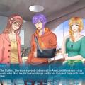 Sentimental Trickster Midori and Anna
