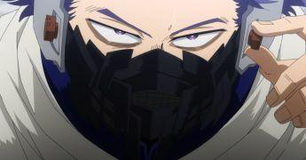 My Hero Academia Shinso