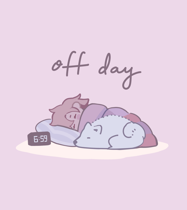 Off Day Visual Novel