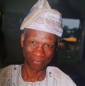 ADENIJI, Moses Olubayo, Professor.