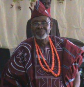 ADETORO, Dr. Joseph Eyitayo