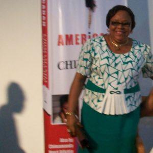 ADICHIE,Grace Ifeoma