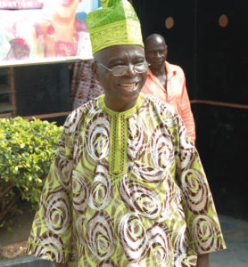 AFOnJA, Professor Biyi