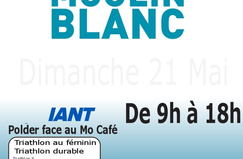 Triathlon du moulin blanc