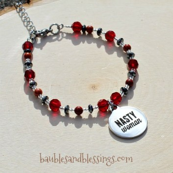 2017-04-30-Nasty-Woman-Red-Jasper-Crystal-Hematite-Bracelet-1