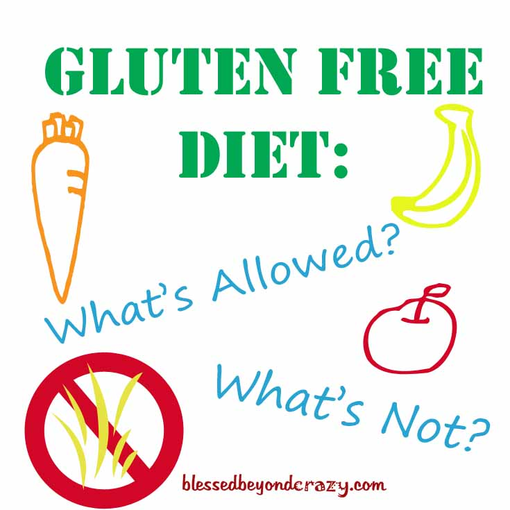 Gluten Free Diet: What's Allowed, What's Not -