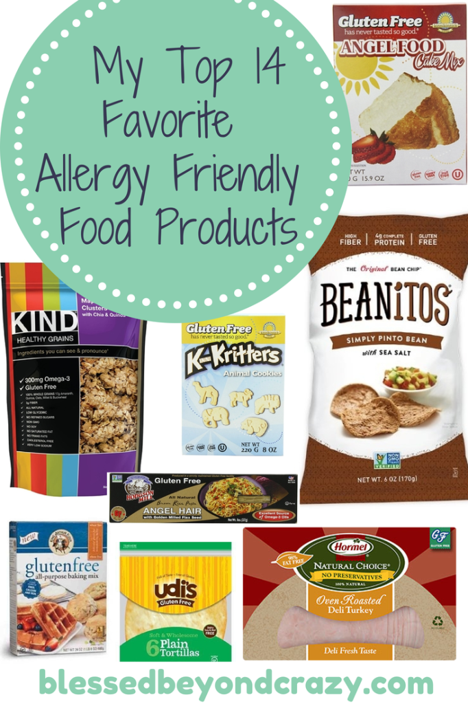 allergy friendly food