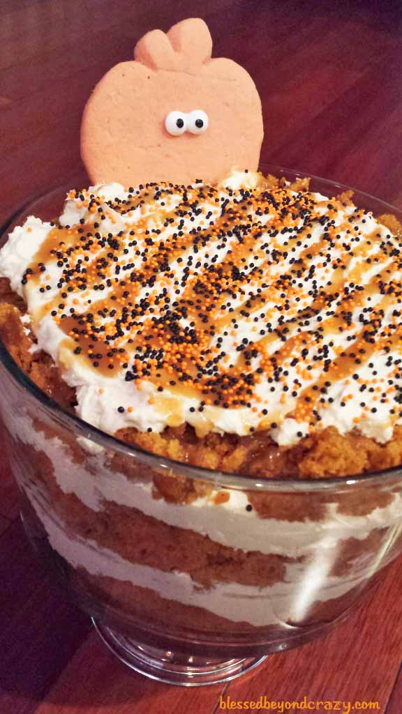 pumpkin trifle 3