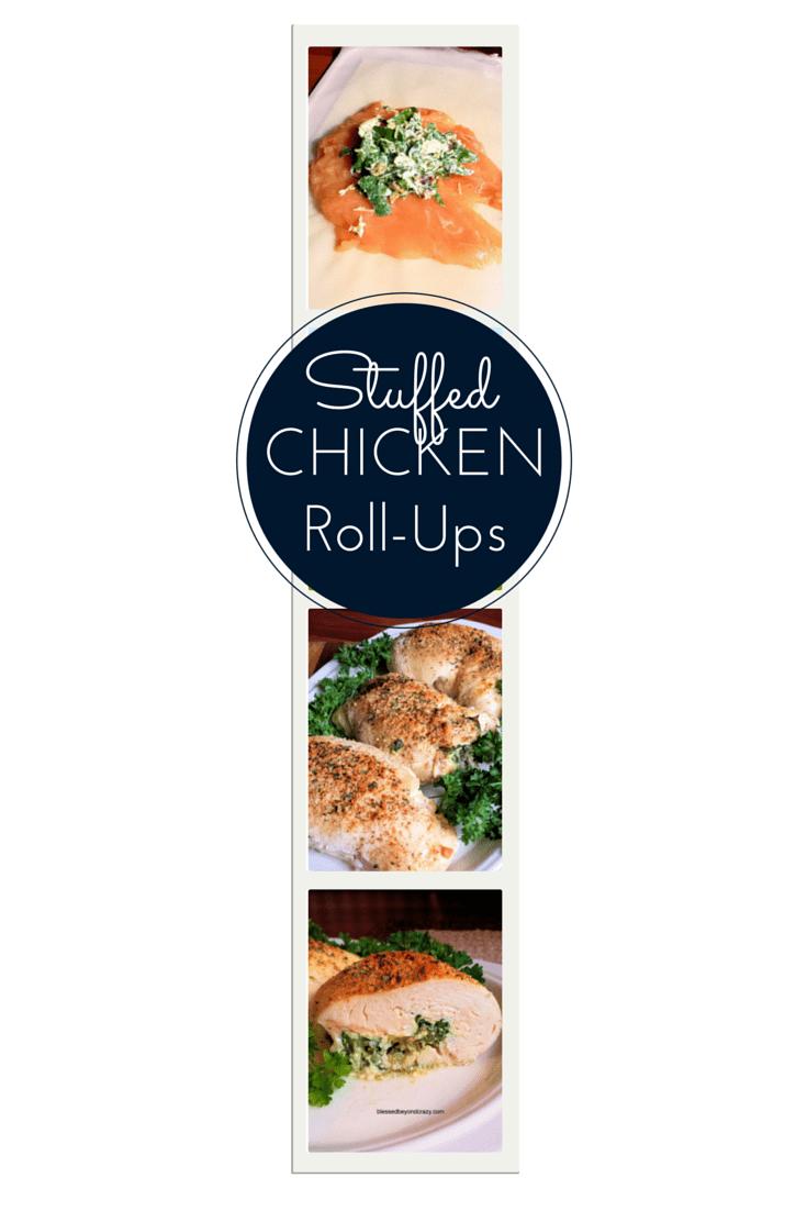 Stuffed Chicken Roll-Ups 2