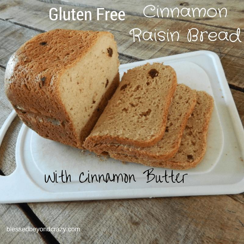 gluten free bread in bread machine