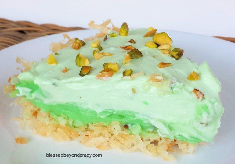 No-Bake Pudding Pies 4