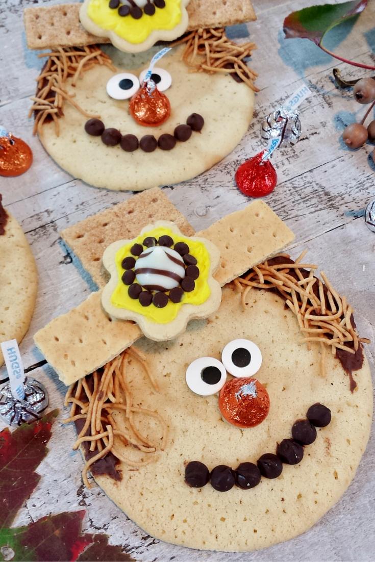 Scarecrow Cookies 2