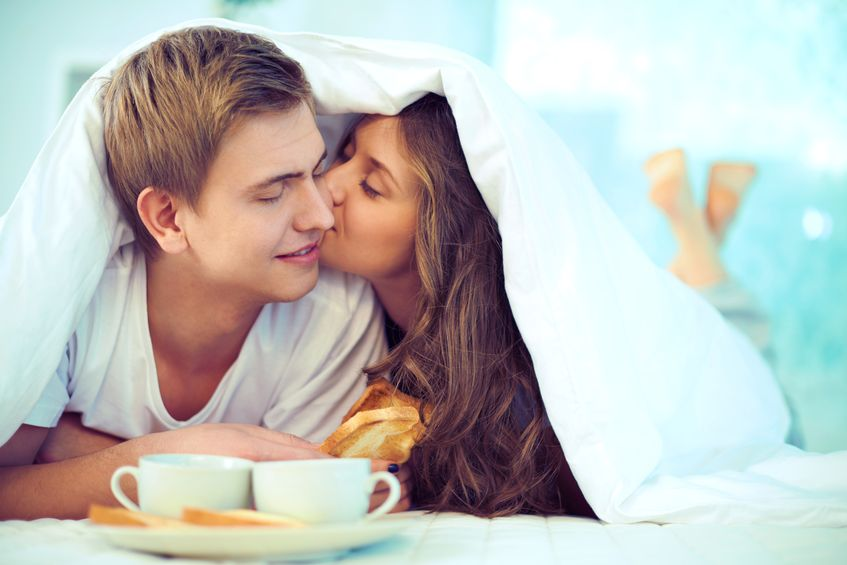romantic stay at home ideas