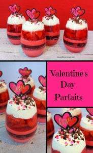 Valentine's Day Parfaits 2