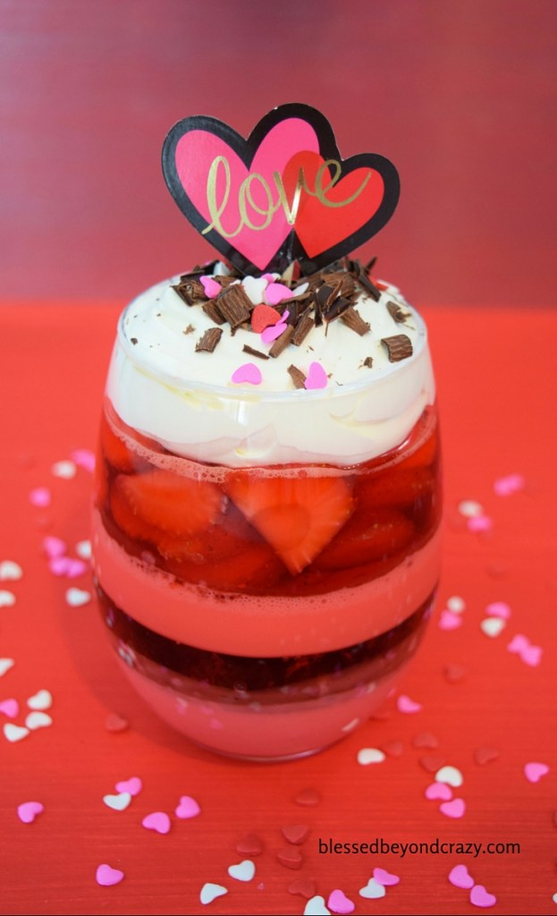 Valentine's Day Parfaits 4