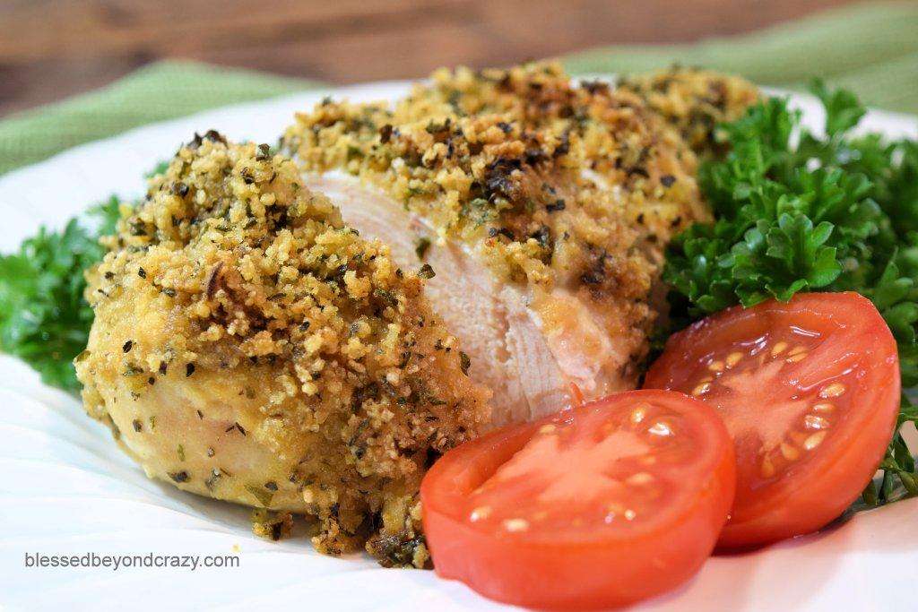 Easy Italian Chicken 4