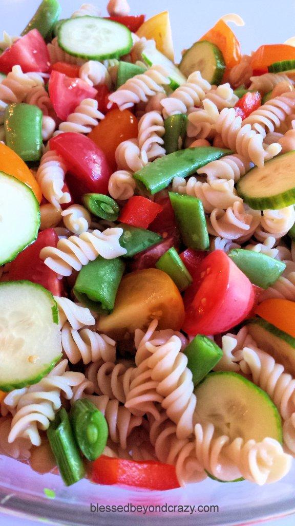 GF Pasta Salad 3