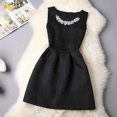 Black Sexy Dress 2