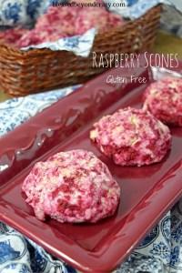 Raspberry Scones (2)