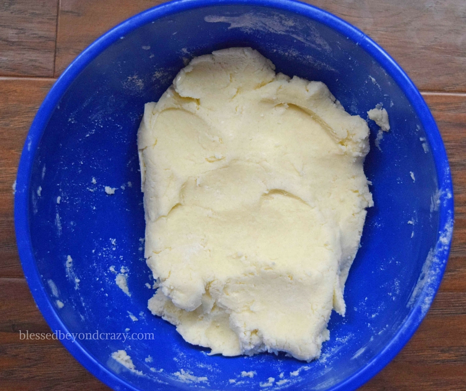 scone dough
