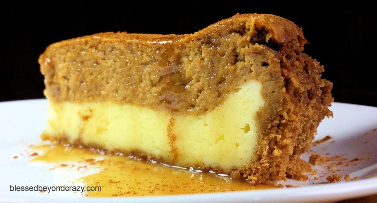Pumpkin Chai Cheesecake 4