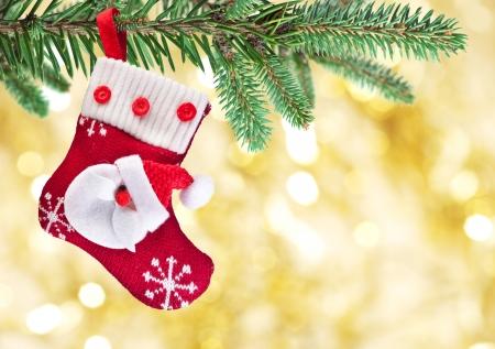 Naughty or Nice Stocking christmas