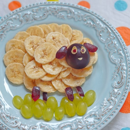 Christmas breakfast ideas sheep