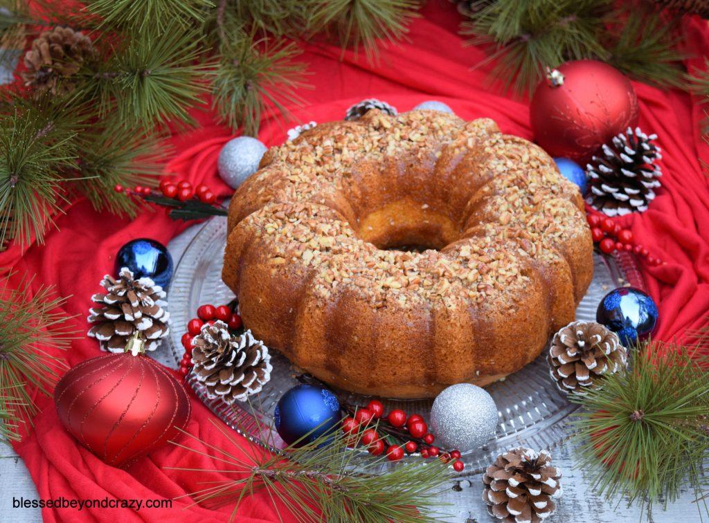 Classic Holiday Rum Cake 4