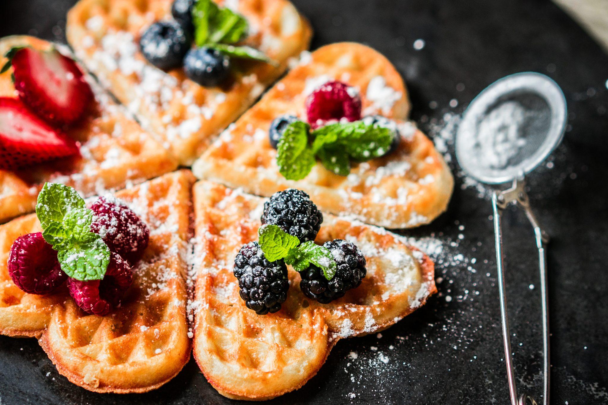 10 easy valentines day breakfast ideas - Valentines Day Breakfast Ideas