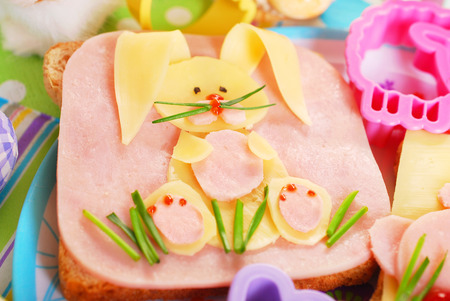 Easter Bunny Breakfast Ideas for Kids