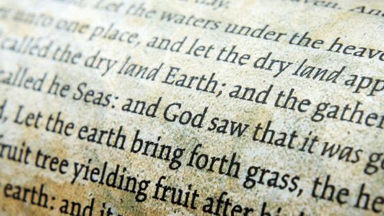 memorize scripture