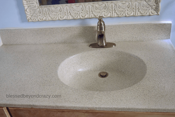 How To Paint A Countertop Dont Make These Mistakes - Can you paint bathroom countertops