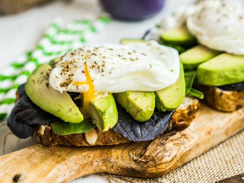 Feast Your Eyes on 7 Healthy Breakfast Ideas