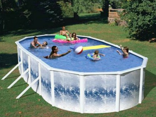 Above Ground Swimming Pools To Consider For Your Backyard