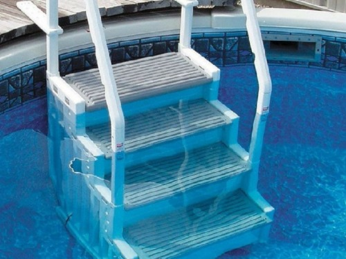 While some above-ground swimming pools will work with a pool heater it might be more practical to get a solar cover for your pool. A solar cover covers your ...
