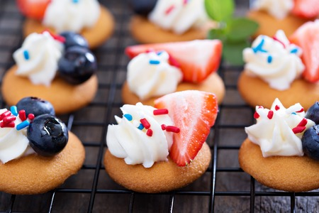 Quick and Easy Patriotic Appetizers