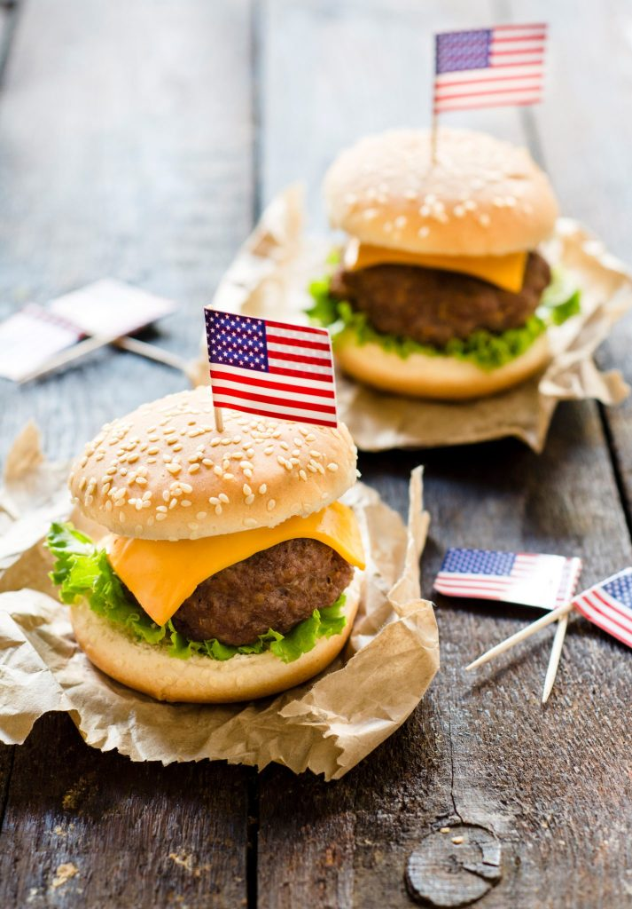 Quick & Easy Patriotic Appetizers