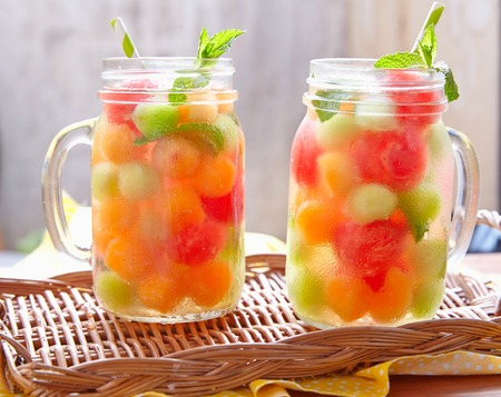 Fun Ways to Use Melon Balls this Summer