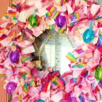 Diy Easter Rag Wreath