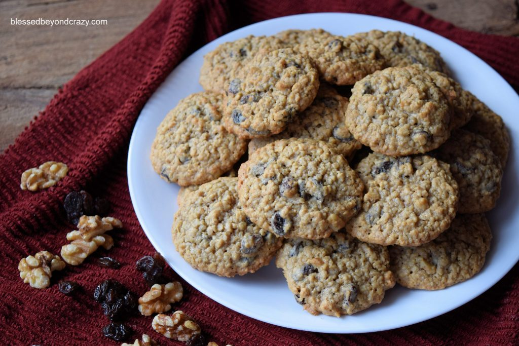 Oatmeal Pineapple Coconut Cookies