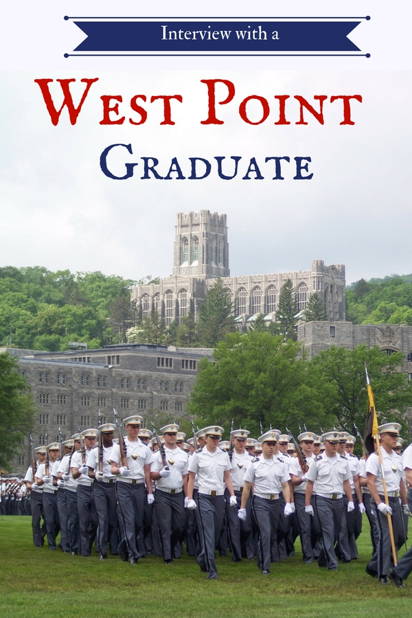 Interview with a West Point Graduate