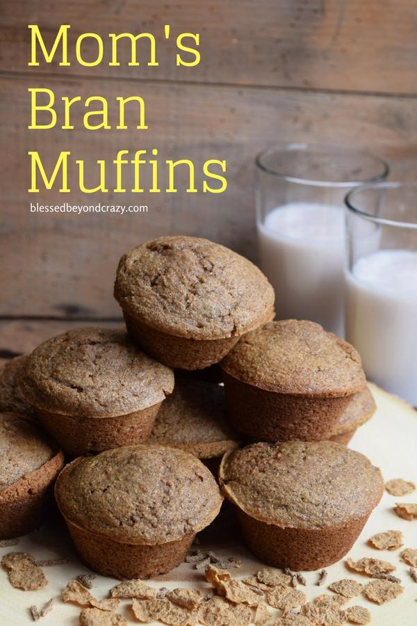 Mom's Bran Muffins