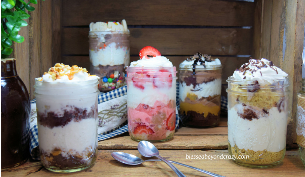 Frozen Parfaits