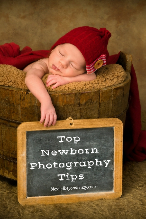 Top Newborn Photography Tips
