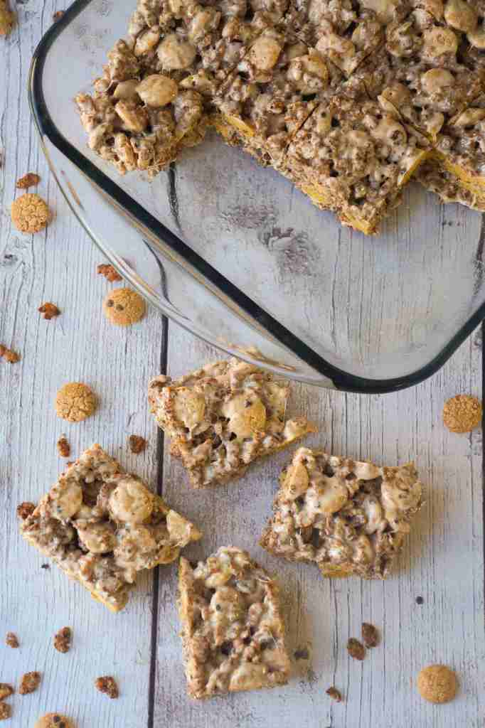 Not Your Basic Rice Krispie Treat Recipes -